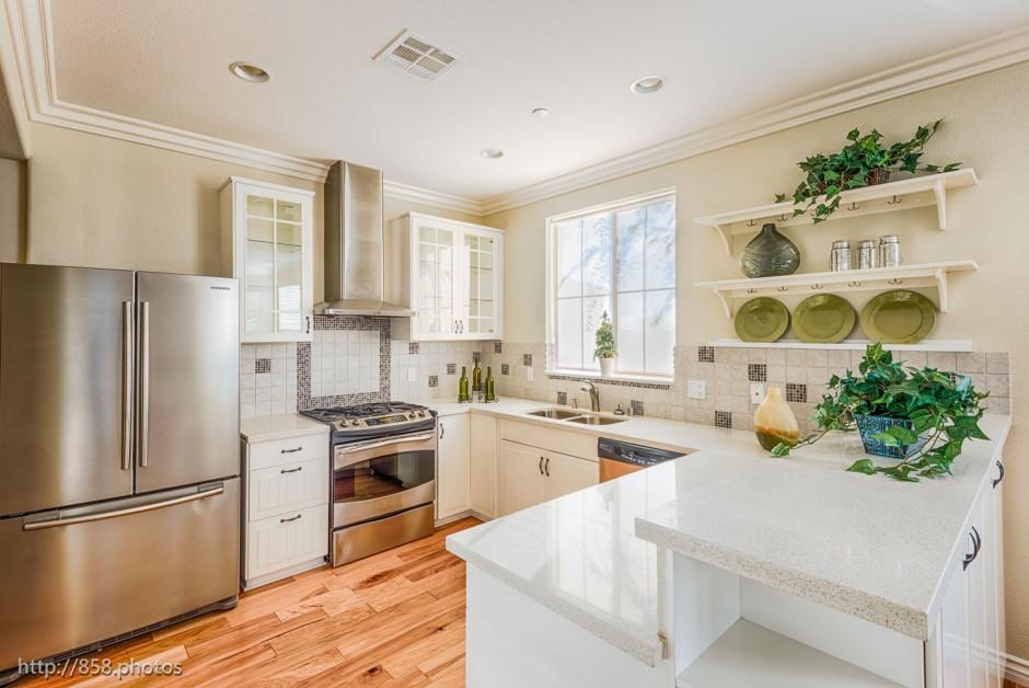Kitchen Real Estate Photo