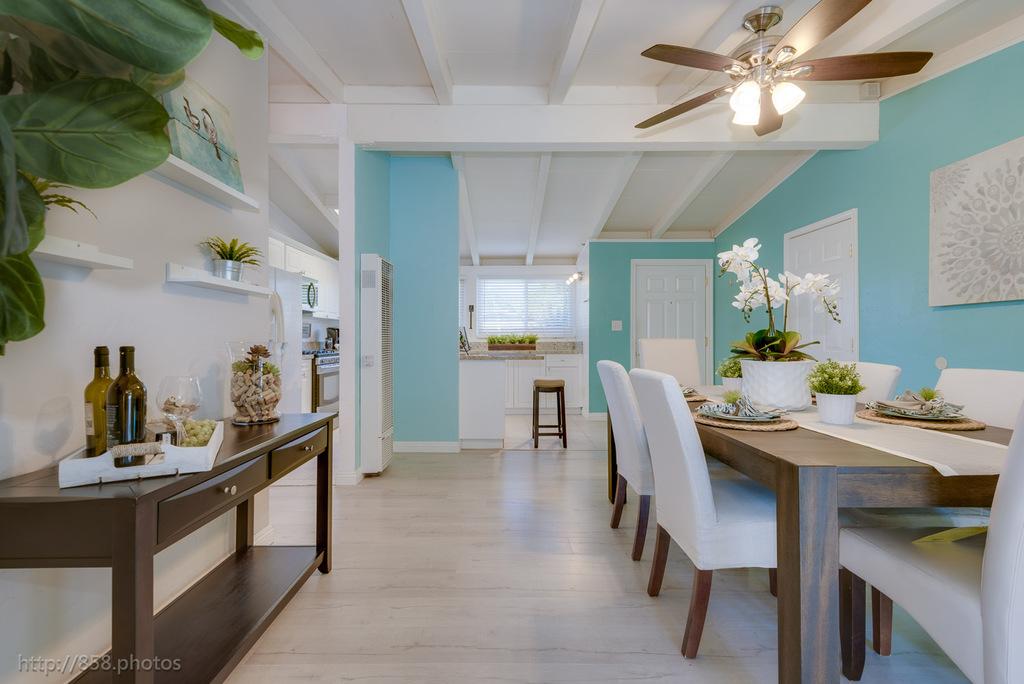 Modern Dining & Kitchen